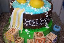 Decorated cake / by Amanda Davis