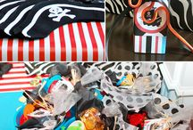 Children's pirate party