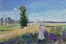 Monet / by Rebel Foster