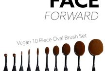 makeup /tools/brushes