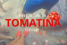 How to DO Tomatina