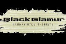 "Blackglamur - Handpainted t-shirts / Η ""BlackGlamur"" είναι μια σειρά μαύρων T-shirts, ζωγραφισμένα στο χέρι και επιμελημένα προσεχτικά με την κάθε λεπτομέρεια. Τα σχέδια στα μπλουζάκια ποικίλουν και μπορούν να φορεθούν από το πρωί μέχρι το βράδυ. Το κάθε μπλουζάκι είναι μοναδικό και δεν δημιουργούμε το ίδιο σχέδιο δεύτερη φορά."