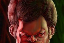 Dexter Art