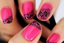 Nails :) / by Elizabeth Woods