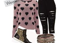 cute emo outfits
