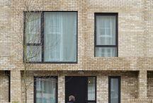 Brick Housing inspiration / Beautiful Brick houses we love from around the world.
