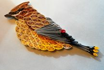 Paper Quilling / Paper Quilling inspiration