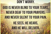 God always delivers