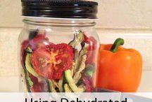 Dehydration / Fruits et légumes