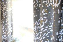 Habillage fenêtre chalet