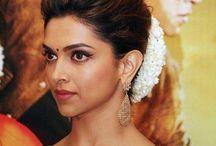 saree hairstyle