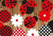 ladybug party lara