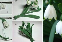 výroba květů a doplnků