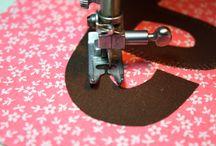 Sewing! / by Kathryn Hobbs