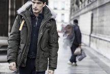 Moda_Hombre_2015_Otoño_Invierno / Looks de moda hombre para este otoño_invierno