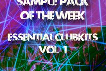 Sample Packs of the Week / Here are sample packs that were chosen as the best in previous weeks. It is updated all the time, every other week.