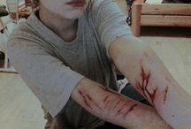 Scars/Blood