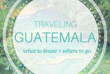Guatemala Travel Inspiration