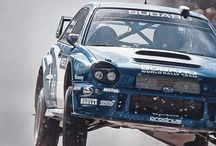 Impreza / Favorite Rally Cars