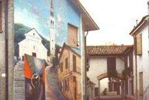 Nico  Soranno accademia alternativa arti visive / pittura, scultura, disegno,  murales, webdesign