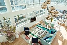 Home + Interiors / pretty spaces. pretty color. pretty things. / by Katy Schilthuis