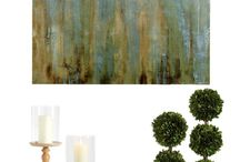 Interior paintings