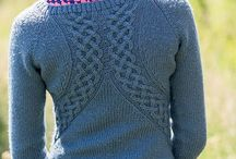 Knitting Top-Down / Seamless Knitting, Top down,