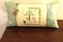 Embroidery, cross stitch and things to sew
