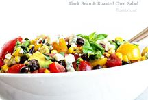 Ensalada / Healthy salads and decadent salads! All the salad recipes that you need.  / by The Noshery