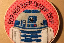 Cross Stitch & Embroidery To Do
