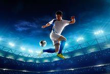 Futball, futballfelszerelések