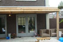 Veranda's / Een selectie van door Lifestyle Tuinen gemaakte veranda's