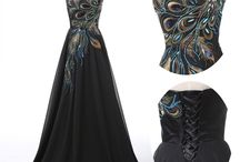 Masquerade Ball Gowns