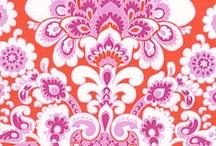 Fancy Fabrics & Prints