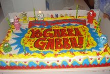 Will's Gabba Party / by Jessica Rogers