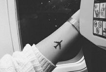 Tattos Airplane