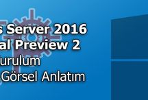 Windows / Windows server kurulum eğitim