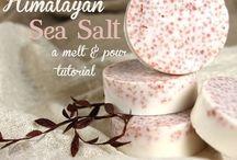 DIY Bath & Beauty Recipes