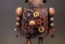 Automatons and mechanical devices! / Mechanical devices