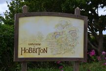Hobbiton, Matamata. / Sharing our photos of our recent trip to Hobbiton.