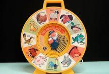 Quando ero piccolo! / gli oggetti che ricordano la mia gioventù!