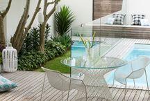 Small Terrace & Garden Designs