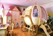 Children's Bedroom / Here is a selection of children's #bedroom, perfect for getting ideas to make your kids happy! #home #decor