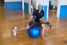 lower back strength