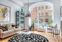 Living room / by Olga Stogova