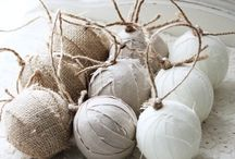 Holiday Decor Ideas / Eco-friendly, all natural Holiday decorating ideas / by Purse & Clutch