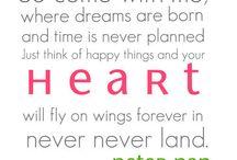 Disney quotes / by Amy Lambert