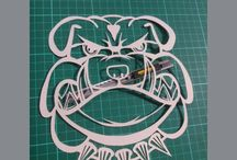 My Papercut / Cutting by me, thanks for looking :)