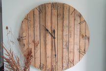 clock / by Sabrina Walker