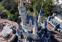 WDW - Theme Parks / 4 theme parks, 2 water parks, 5 golf courses, a dining/shopping/entertainment district, a race track, and more!  / by Mouse Tales Travel